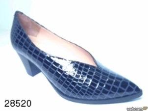 Zapato de vestir de cocolux color negro (28520)