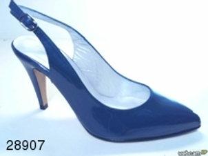 Salón de charol color azul (28907)