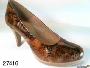 Salón de serpiente color marron (27416)