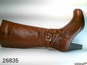 Bota de bacardi color marron (26835)