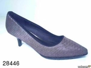 Zapato de vestir de tose color beige (28446)
