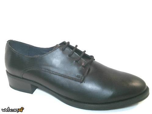 Blucher de ajax color negro (32169)