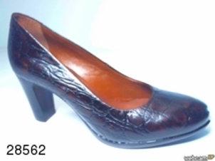 Zapato de vestir de coco color marron (28562)