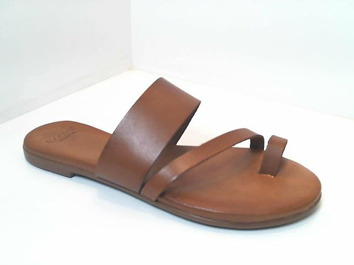 Sandalia de vaq. color marron (32527)
