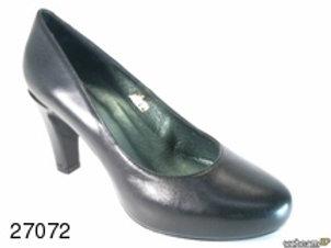 Zapato de vestir de boston color negro (27072)