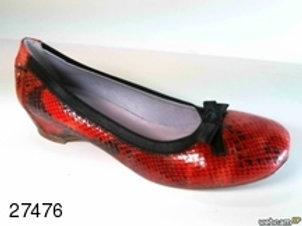 Salón de serpiente color rojo (27476)