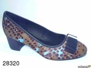 Zapato de vestir de puma color multi (28320)