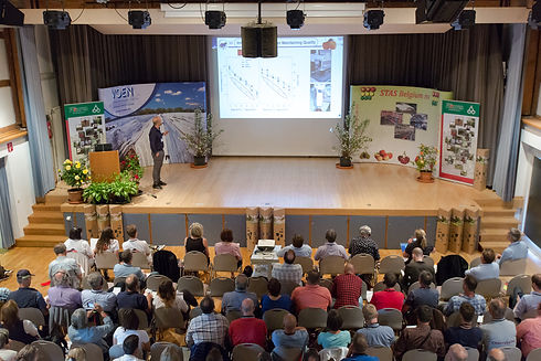20180525 3. Int. Stone Fruit Conference-