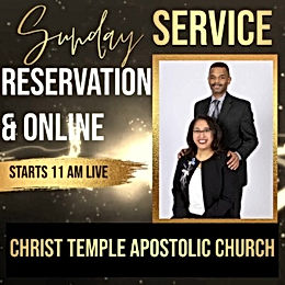 Reservation and Online Service (1)