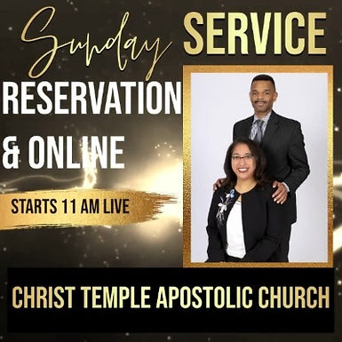 Reservation and Online Service