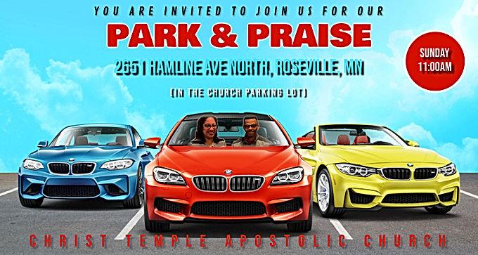 Parking Lot Praise