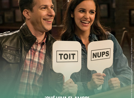 BROOKLYN NINE-NINE: WARNER CHANNEL PRESENTA LA QUINTA TEMPORADA