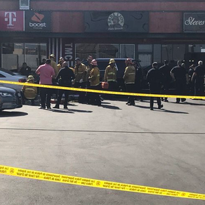 NIPSEY HUSSLE SHOT OUTSIDE HIS STORE IN LA