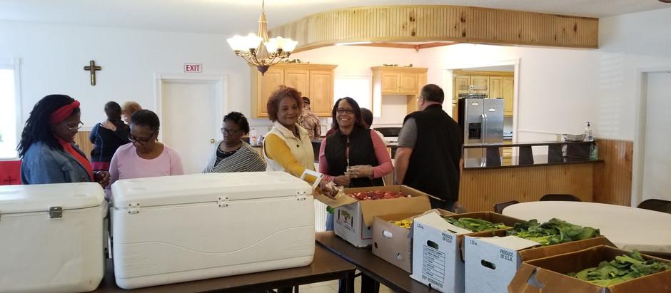 Mobile Nutrition Center Celebration