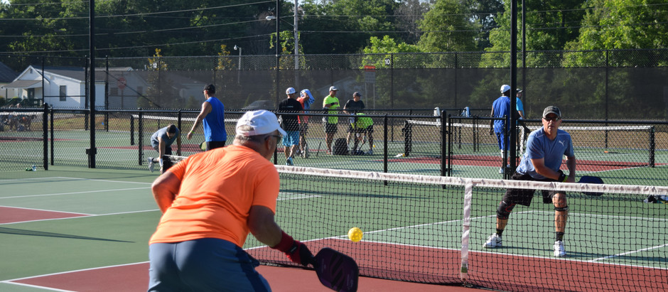United Way of Kershaw County Pickleball Tournment