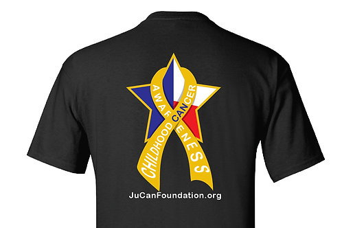 Texas #GoGold Childhood Cancer Awareness
