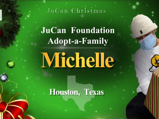 Abacus Brings Magic to Michelle - JuCan Family Sponsor 2020