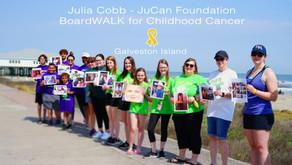 """6th Annual """"BoardWALK"""" for Childhood Cancer - Galveston, Island"""