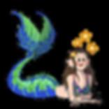 Mermaid Seren (Artist: Pookabell Art)
