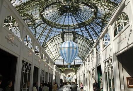 Les Chefs Relais & Châteaux à la Biennale des Antiquaires