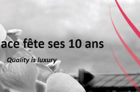 2013 : Excel Place souffle ses 10 bougies