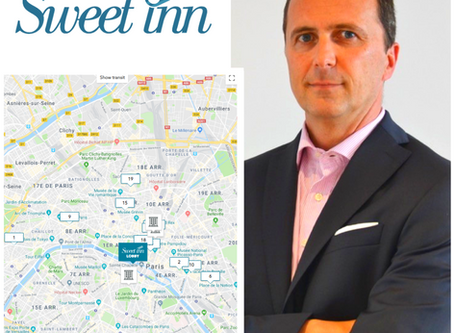 Focus métier : Directeur Général – Sweet Inn Paris