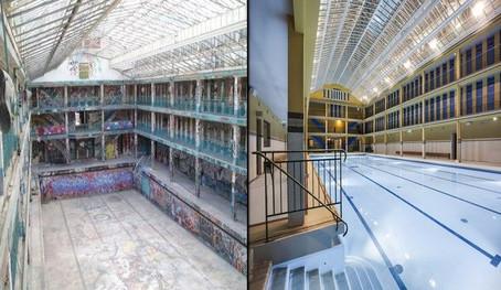 La piscine Molitor réinventée en hôtel de luxe