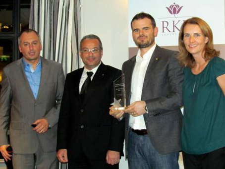 Les Trophées du colloque National des Directeurs d'Hôtels 4 et 5 étoiles