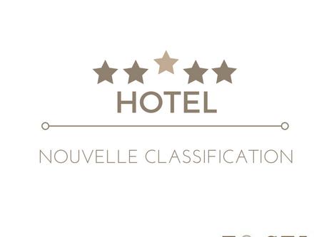 Nouvelle grille de classification hôtelière
