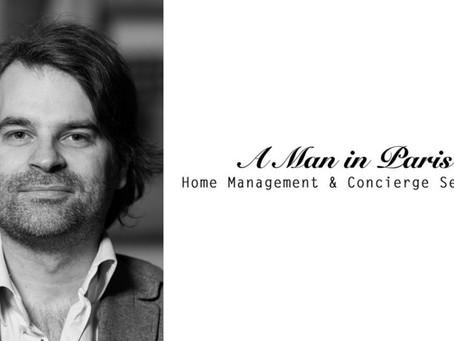 Focus métier : Conciergerie – A Man in Paris