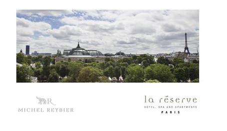 La Réserve Paris Hotel and Spa : une ouverture imminente