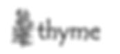 thyme logo