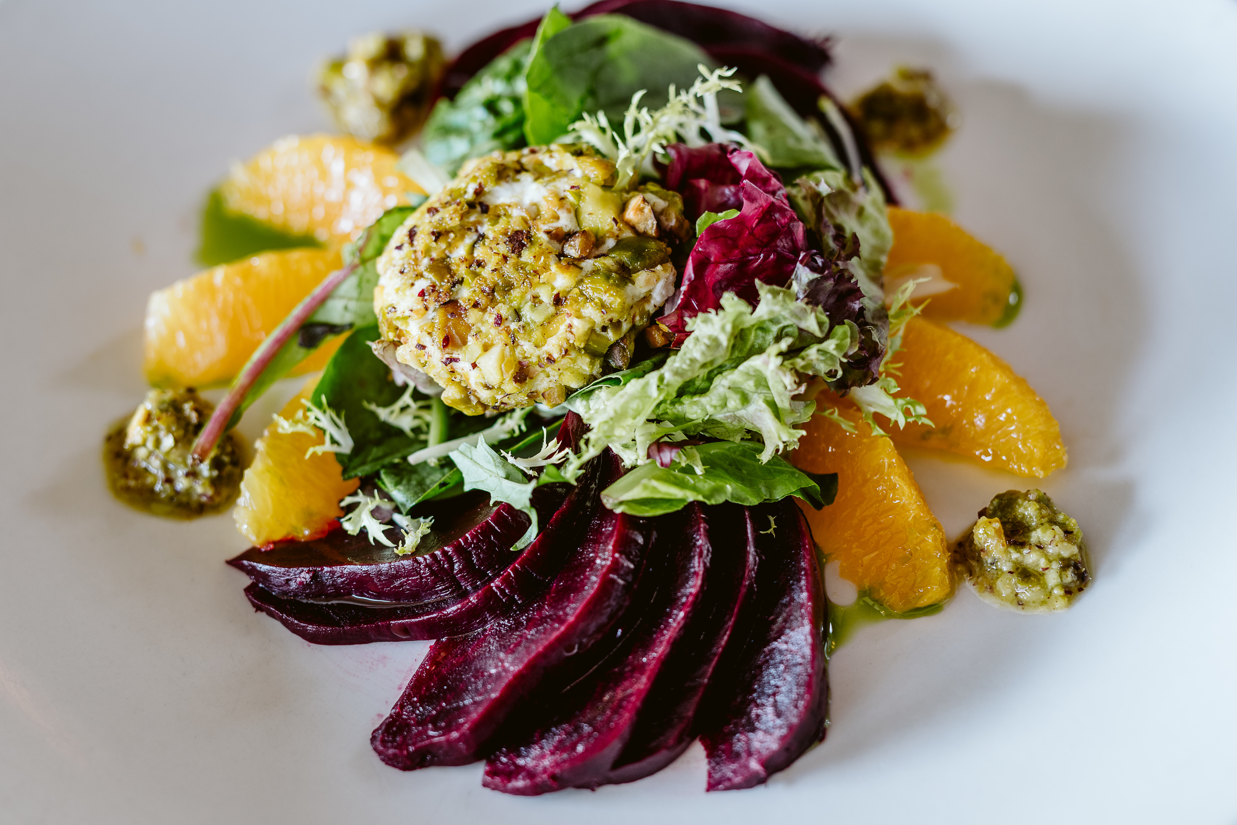 HEIRLOOM BEET SALAD
