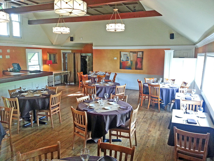 UPSTAIRS DINING ROOM @ thyme