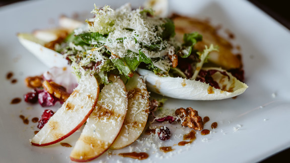 FUJI APPLE & ENDIVE SALAD