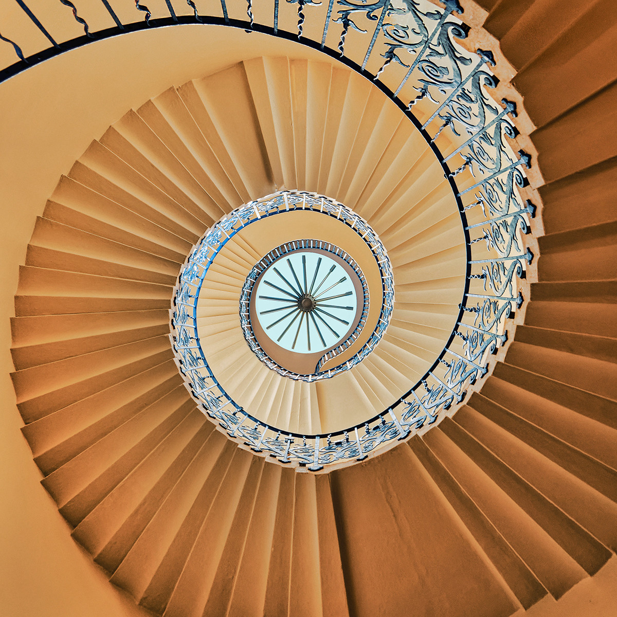 PDI - Tulip Stairs by William Allen (11 marks)