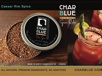 CharBlue CAESAR cocktail 