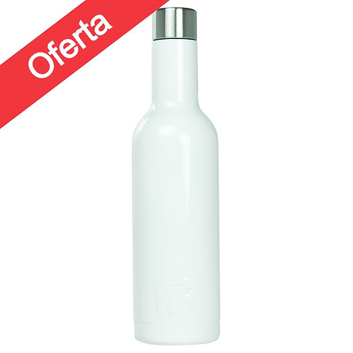 Botella Vino 375 ml Blanco- Cod:857