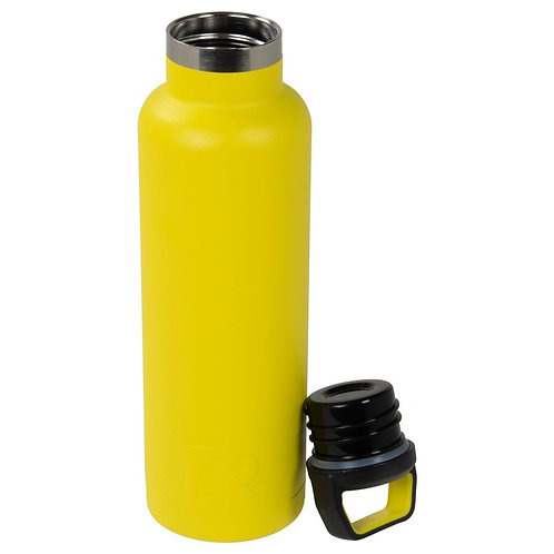 20 oz Botella de Agua Girasol