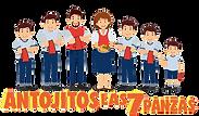 Antojitos Las 7 Panzas logo Original 2 c