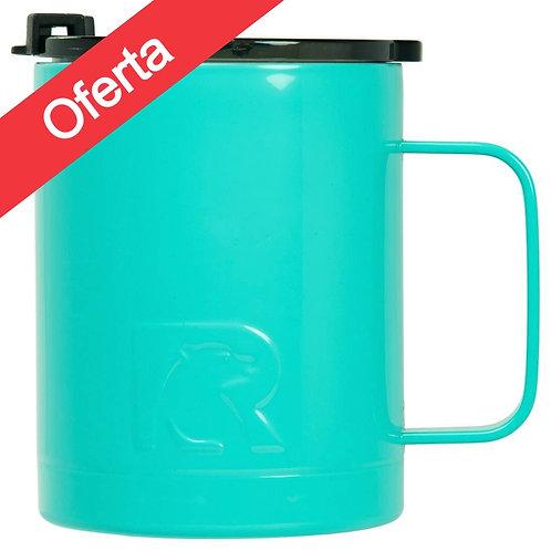 Tazas de café Teal