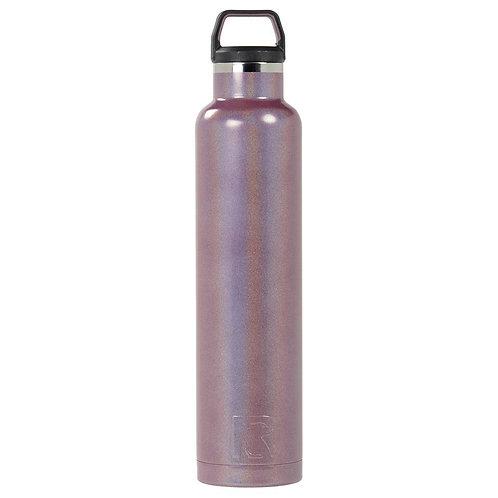26 oz Botella de Agua Sirena brillante