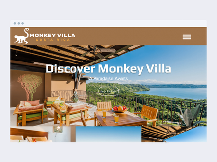 Monkey Villa Hotel from USA