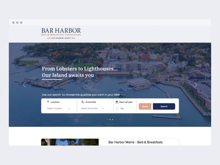 Bar Harbor Association from USA