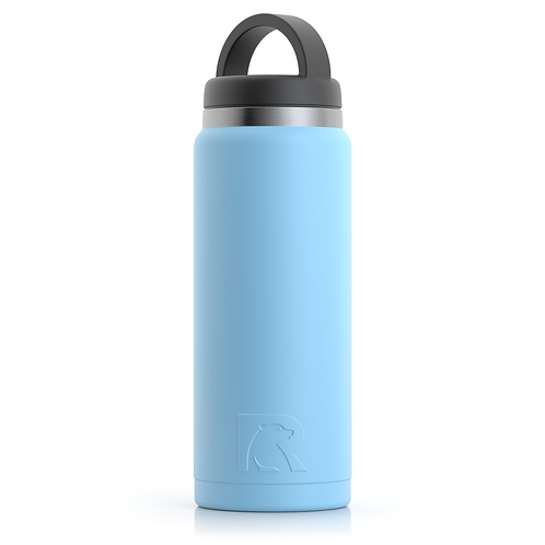 26 oz Botella de Agua Tapa Ancha RTIC ICE Matte- Cod1538