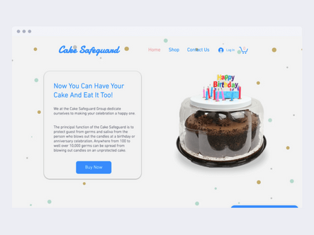 Cake Safeguard from USA