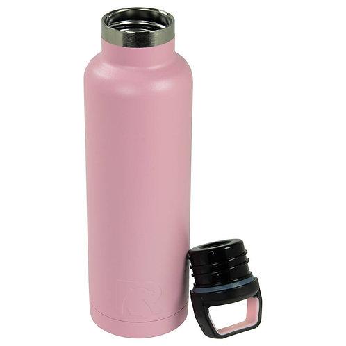 20 oz Botella de Agua Flamingo Matte