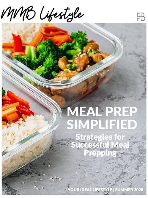 Meal Prep Simplified