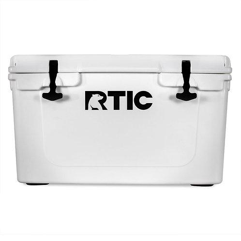 Hielera RTIC 45 Blanco