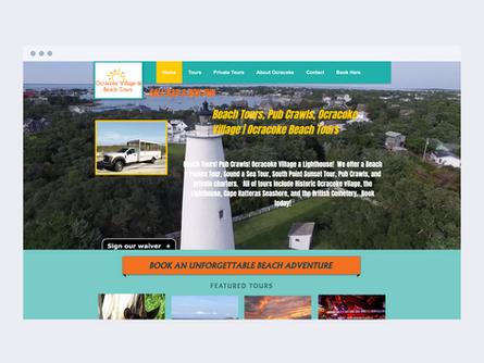 Ocracoke Village & Beach Tours from USA